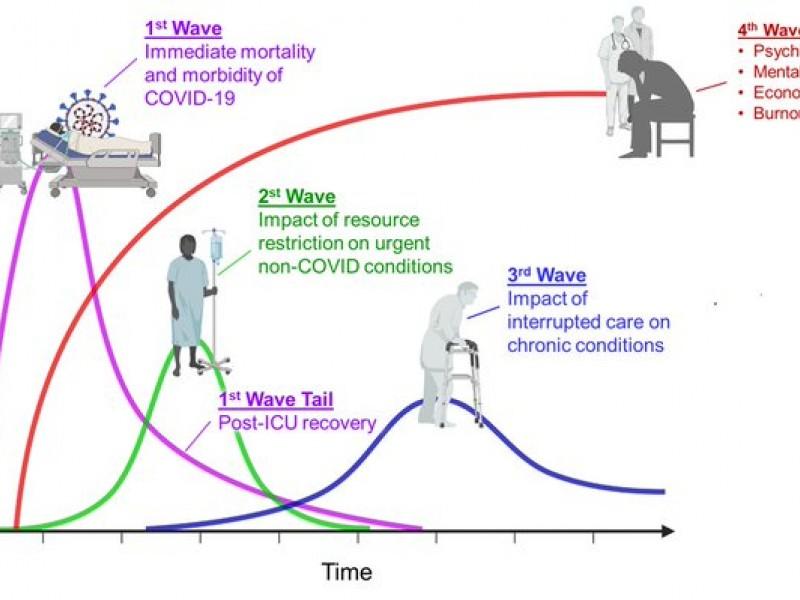 COVID - 19: Daño colateral